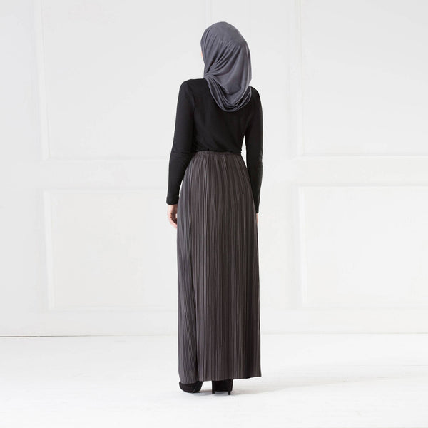 Ruba Pleated Skirt - Anaya Clothing