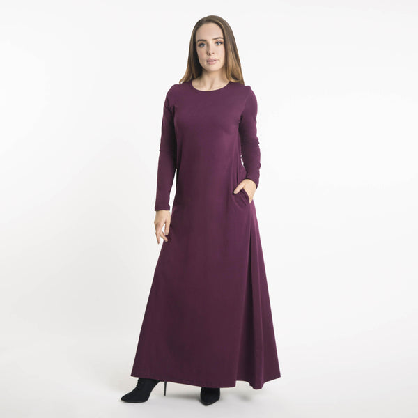 SARA MAXI DRESS - Anaya Clothing