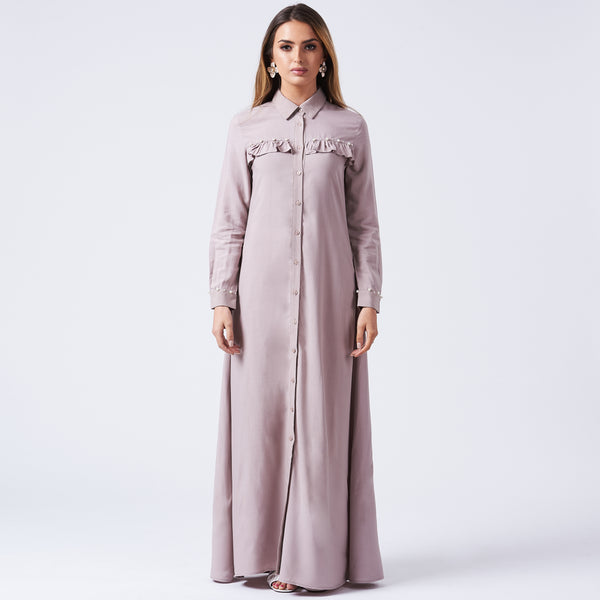 LANA MAXI DRESS - Anaya Clothing