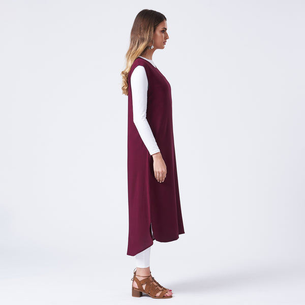 SOFIA SLIP DRESS - Anaya Clothing
