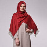 Assia Pearl Lace Hijab