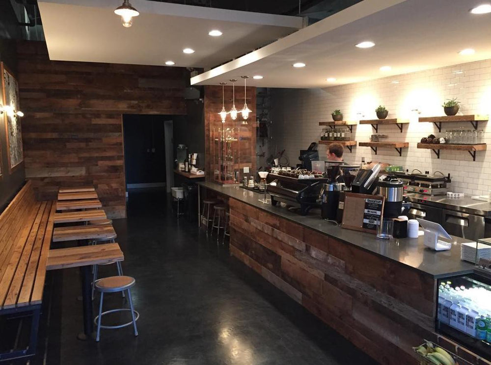 Roasters We Love: Groundswell Coffee Roasters