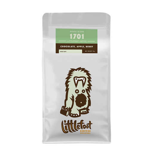 1701 Littlefoot Coffee 12oz.