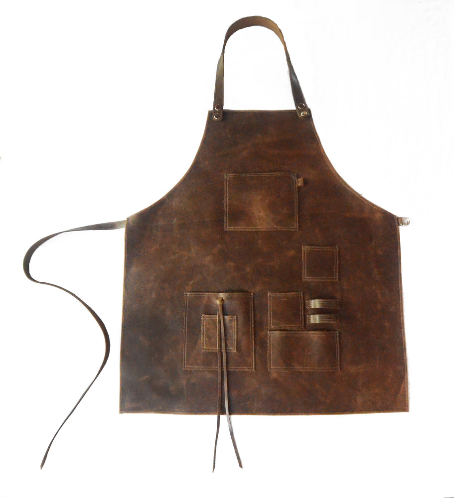 All Leather Apron Beto's Coffee Co. Home Decor