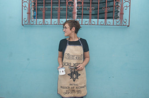 Barista Apron Beto's Coffee Co. Home Decor