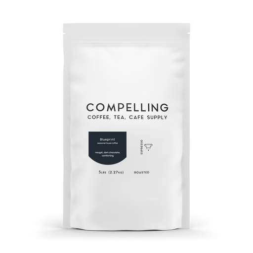 Blueprint House Coffee (5lb.) Compelling Coffee 5lb bag