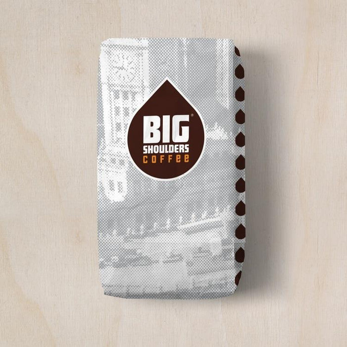 Burundi Buhorwa Big Shoulders Coffee 12oz. bag 05-01-2018