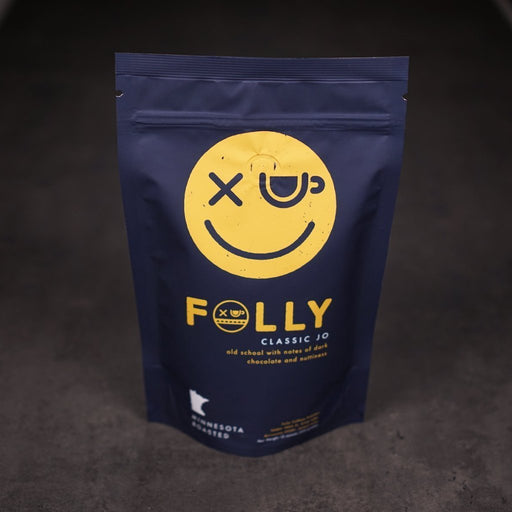 Classic Jo Folly Coffee Roasters 12oz. bag 05-02-2018