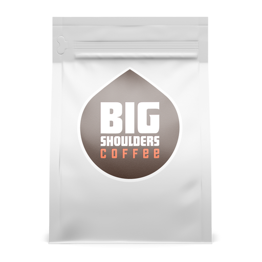 Congo Coop-ca Kivu Big Shoulders Coffee 12oz. bag 05-15-2018