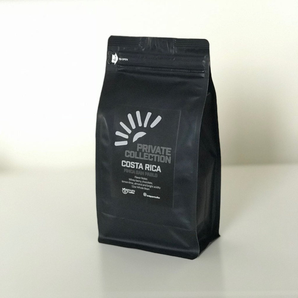 Costa Rica Finca San Pablo Natural Bridgeport Coffee Company 12oz. bag Default Title