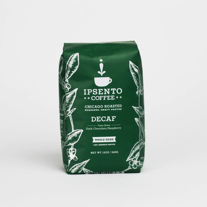 Decaf Colombia Ipsento Coffee 12oz.