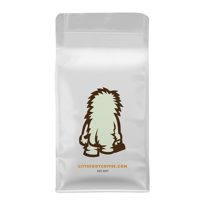 El Shimir Peru Littlefoot Coffee 12oz. bag