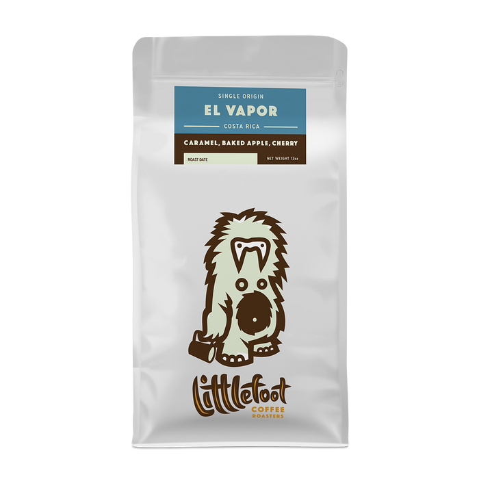 El Vapor Littlefoot Coffee 12oz.
