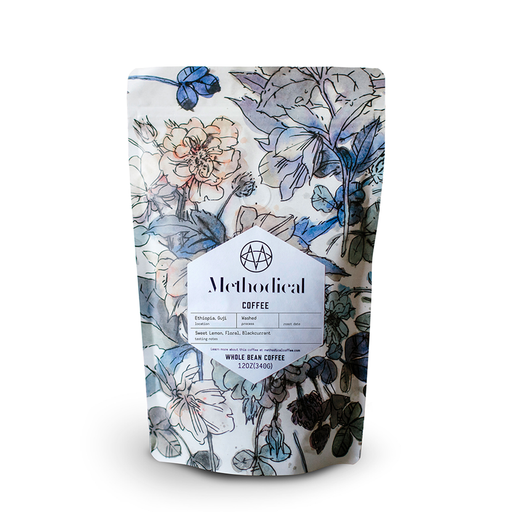 Ethiopia Guji - Washed Methodical Coffee 12oz.
