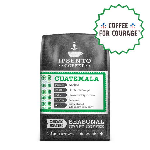 Guatemala La Esperanza • Coffee For Courage® Edition Ipsento Coffee 12oz.