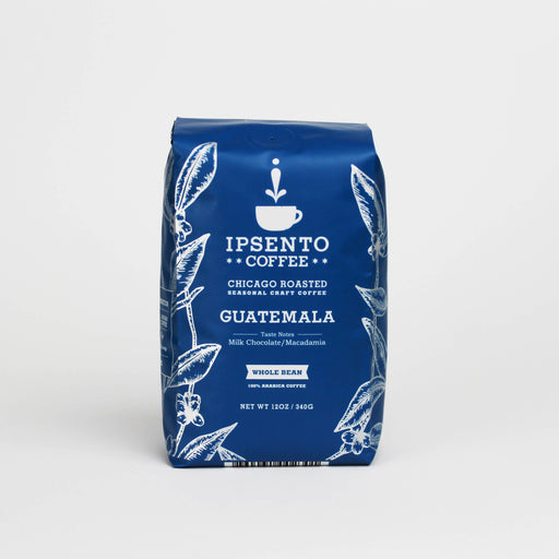 Guatemala Rotating Single Origin Ipsento Coffee 12oz.
