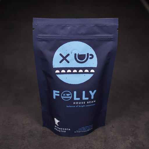 House Bean Folly Coffee Roasters 12oz. bag 05-02-2018