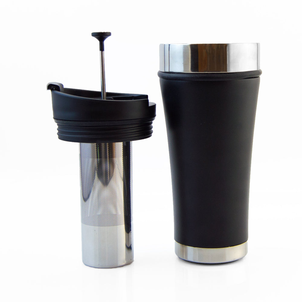 Infusion Tumbler - Cold Brew Coffee To-Go Planetary Design Mugs
