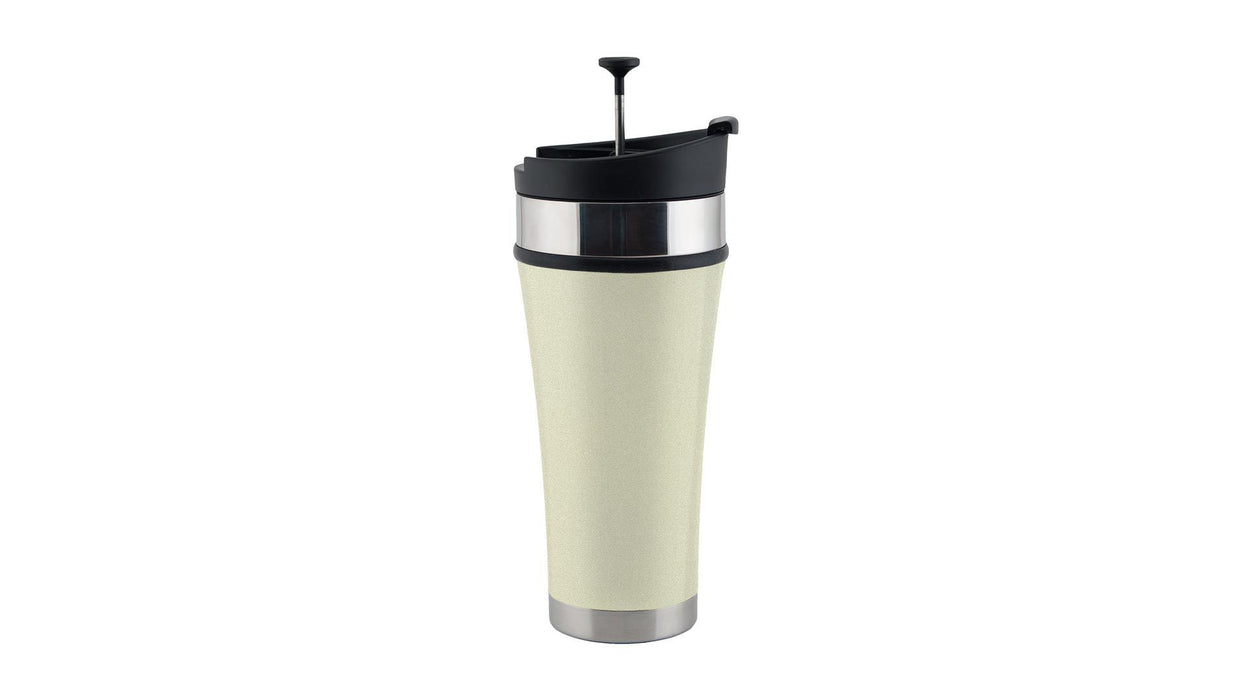Infusion Tumbler - Cold Brew Coffee To-Go Planetary Design Mugs Peal (off-white)
