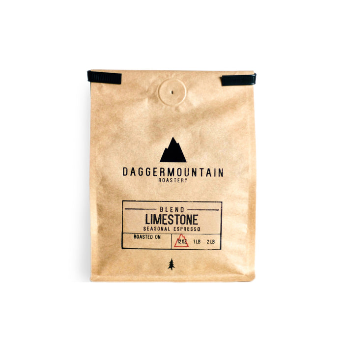 Limestone Blend Dagger Mountain 12oz. bag