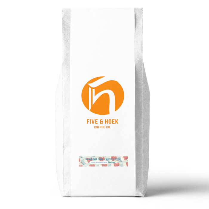 Seasonal Blend (5lb.) Five & Hoek Coffee Co. 5lb bag