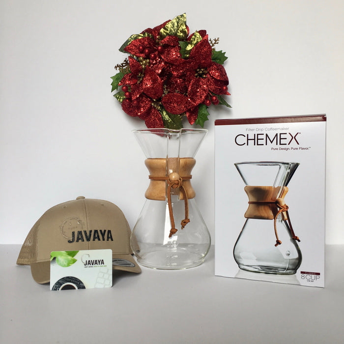 The Coffee Lover Javaya • getjavaya.com Gift Set