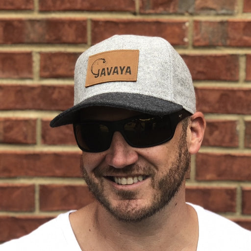 The Javaya 5-Panel Snapback Javaya • getjavaya.com Apparel