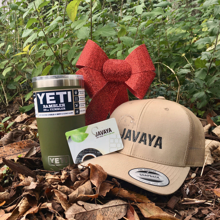 The Outdoorsman Javaya • getjavaya.com Gift Set