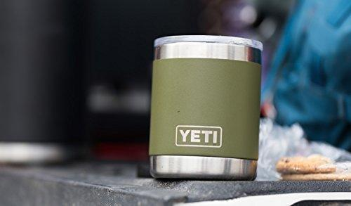 YETI Rambler 10oz Vacuum Insulated Stainless Steel Lowball with Lid Javaya • getjavaya.com Mugs