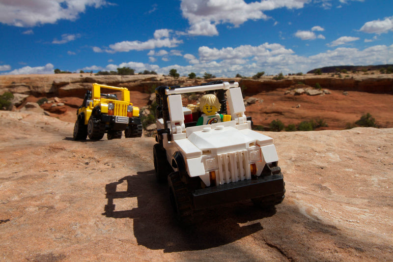 Jeepers BrickRock Moab
