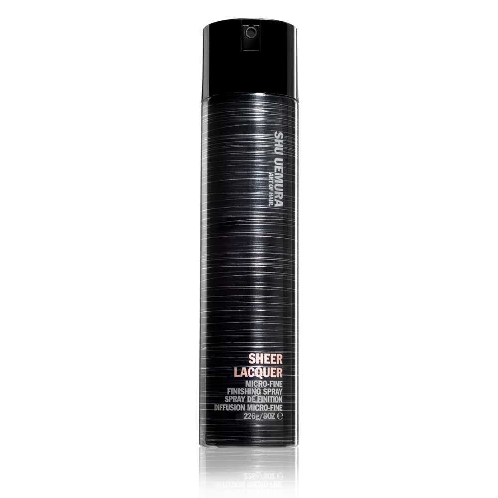 Sheer Lacquer Finishing Hairspray