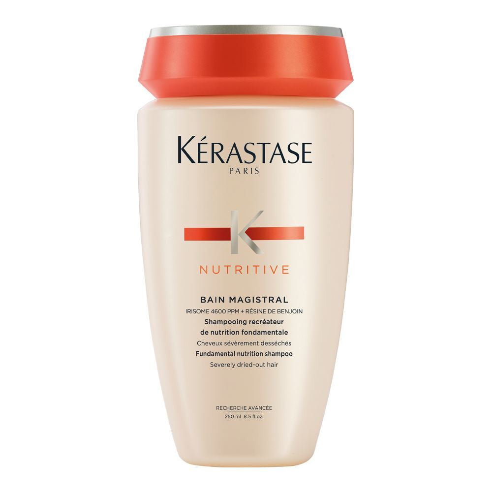 Bain Nutritive Magistral Fundamental Nutrition Shampoo