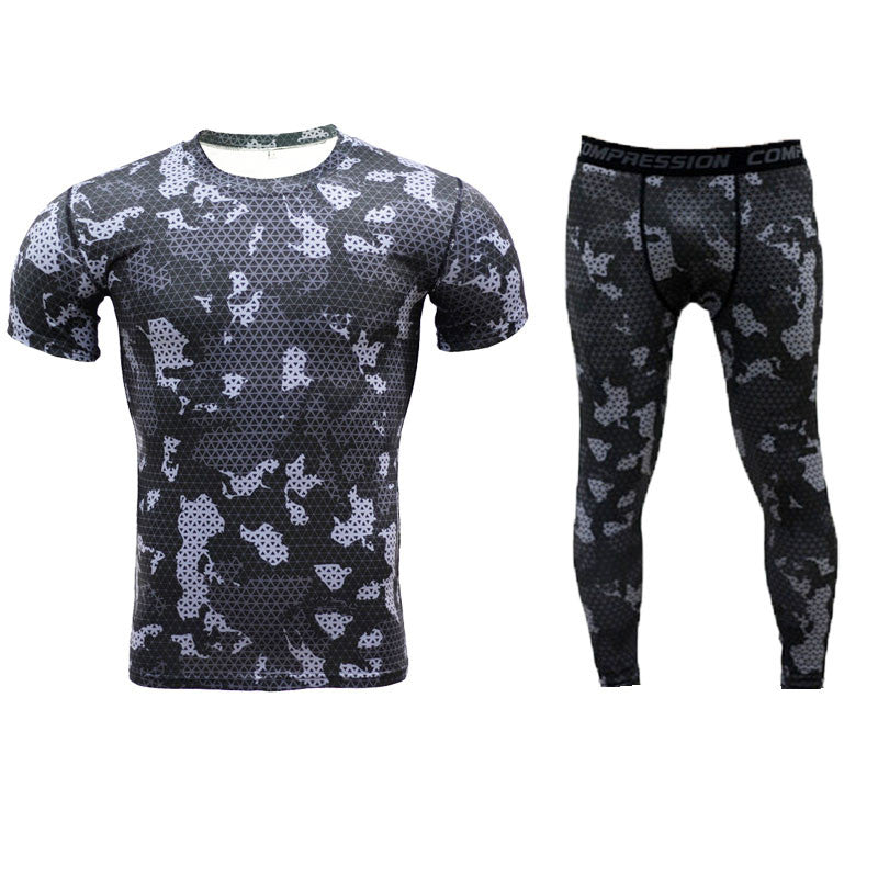 Camouflage Compression Sets