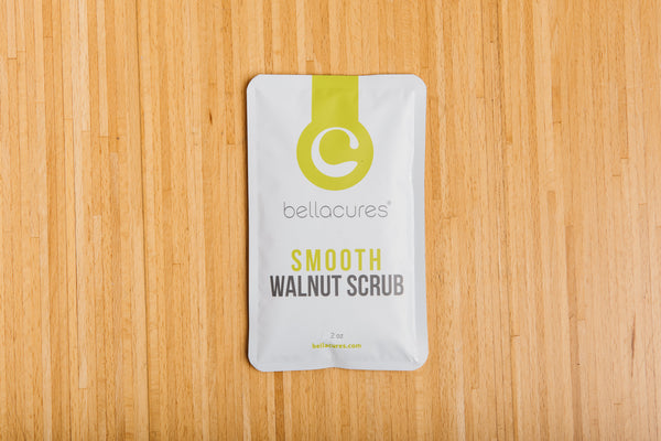SMOOTH Walnut Scrub 5-Pack