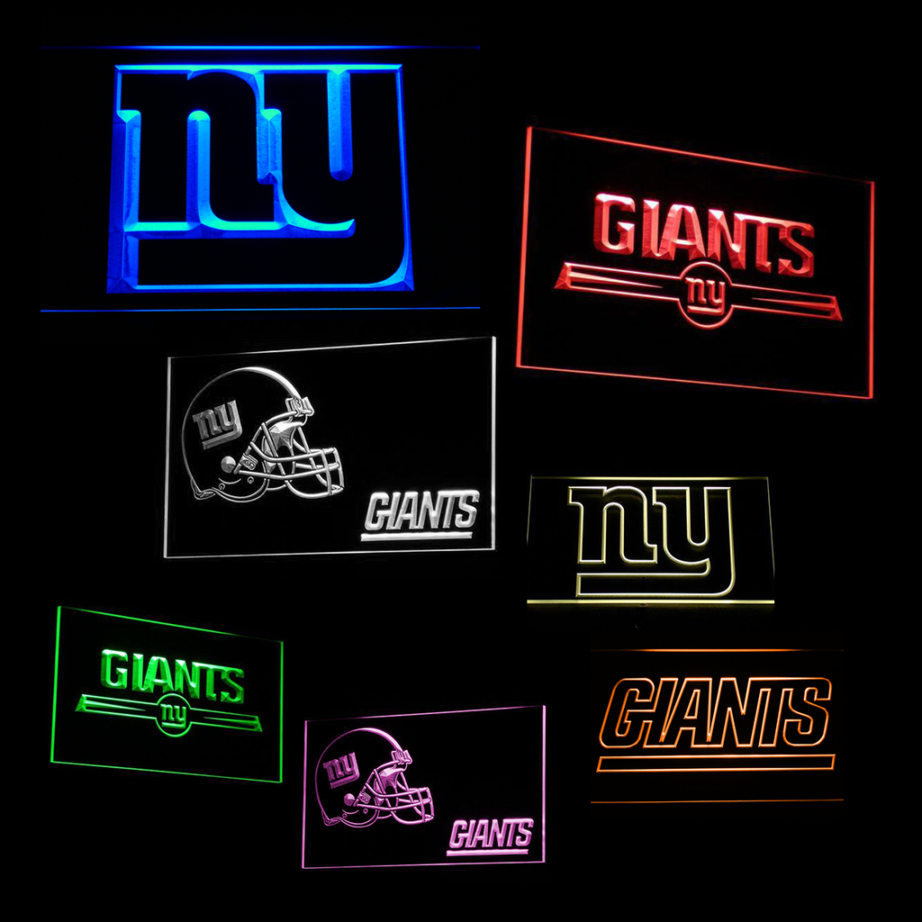 New York Giants Man Cave Ideas for your Home