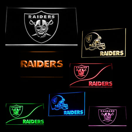 Create an Oakland Raiders Themed Decoration for Halloween