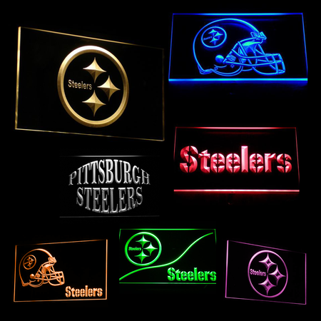 Cool and Fun Pittsburgh Steelers Man Cave Ideas for your Home