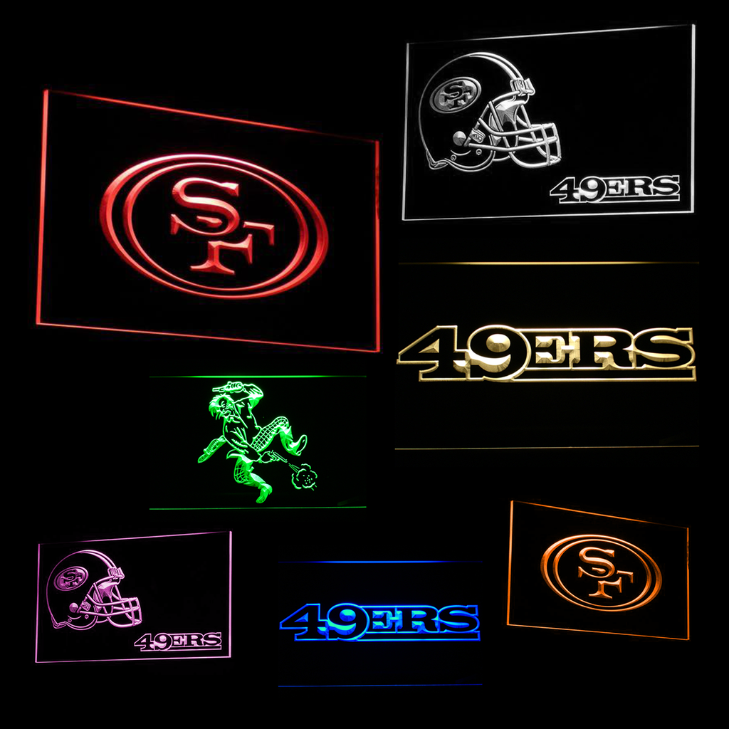 San Francisco 49ers Man Cave Ideas for Your Home