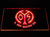 1. FSV Mainz 05 LED Neon Sign - Red - SafeSpecial