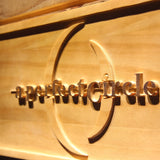 A Perfect Circle Wooden Sign - - SafeSpecial