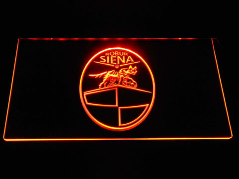 AC Siena LED Neon Sign - Legacy Edition - Orange - SafeSpecial