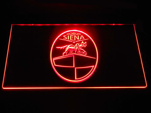 AC Siena LED Neon Sign - Legacy Edition - Red - SafeSpecial