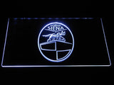 AC Siena LED Neon Sign - Legacy Edition - White - SafeSpecial