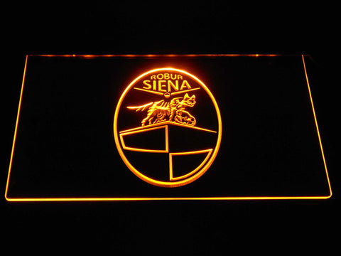 Image of AC Siena LED Neon Sign - Legacy Edition - Yellow - SafeSpecial