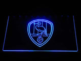 ADO Den Haag LED Neon Sign - Blue - SafeSpecial