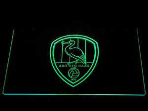 ADO Den Haag LED Neon Sign - Green - SafeSpecial