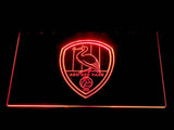 ADO Den Haag LED Neon Sign - Red - SafeSpecial
