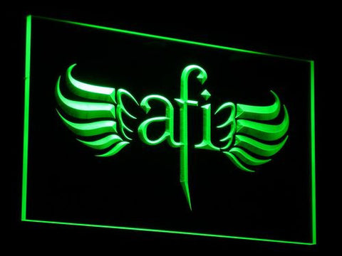 AFI LED Neon Sign - Green - SafeSpecial