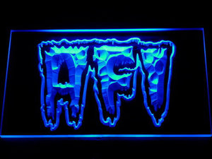AFI Total Immortal LED Neon Sign - Blue - SafeSpecial