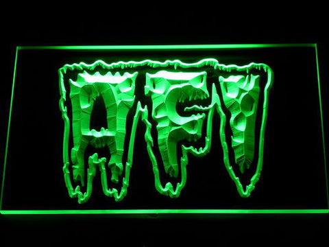 AFI Total Immortal LED Neon Sign - Green - SafeSpecial